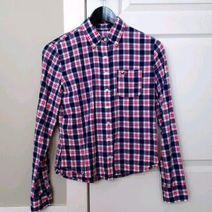 Hollister Button-Up Shirt